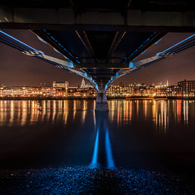 Under The Bridge by Scott Baldock on 500px.com