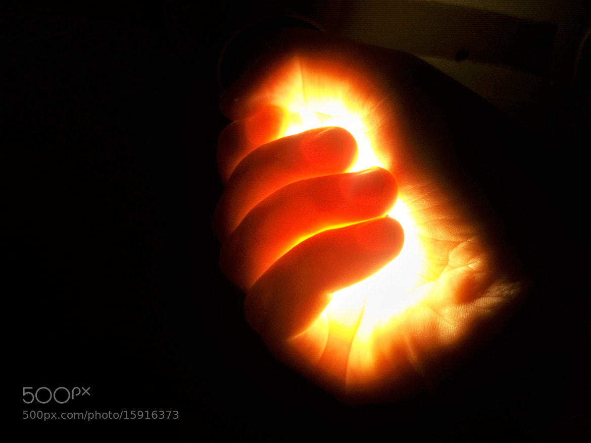 Photograph Light fingered by Paul Spencer on 500px