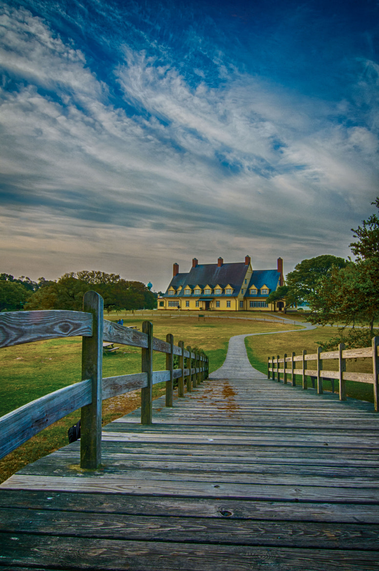 Photograph Outer Banks Mansion by Richard Harrington on 500px