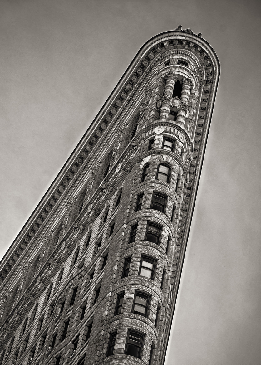 Photograph Flat Iron Building by Richard Harrington on 500px