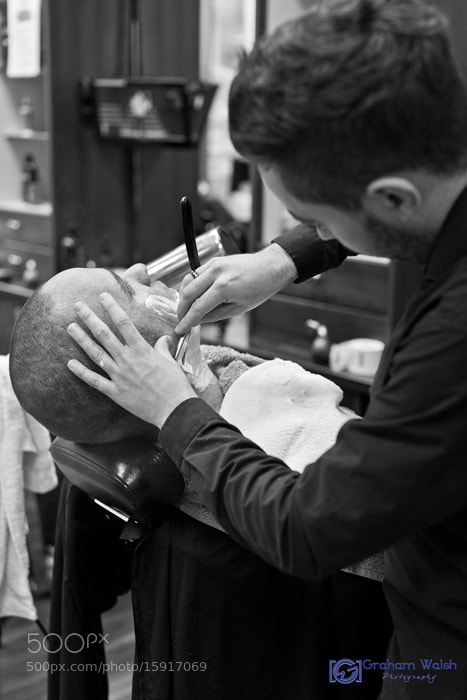 Photograph Barbershop by Graham Walsh on 500px