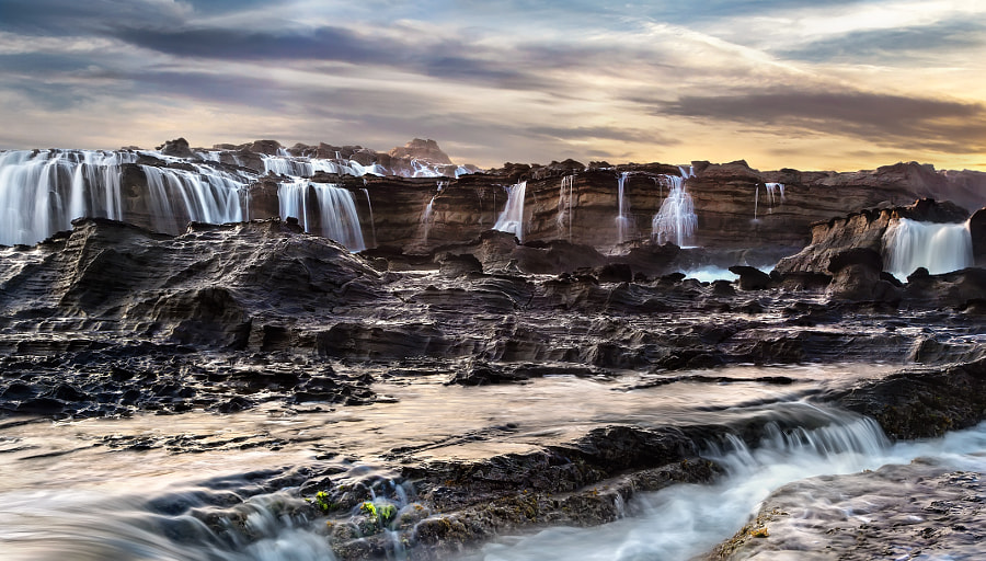 beauty of falls by Ivan Lee on 500px.com