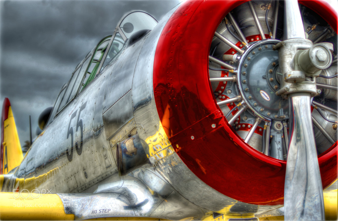 Photograph Tuskegee Airmen's Fighter Aircraft by Judith Jean-Baptiste on 500px