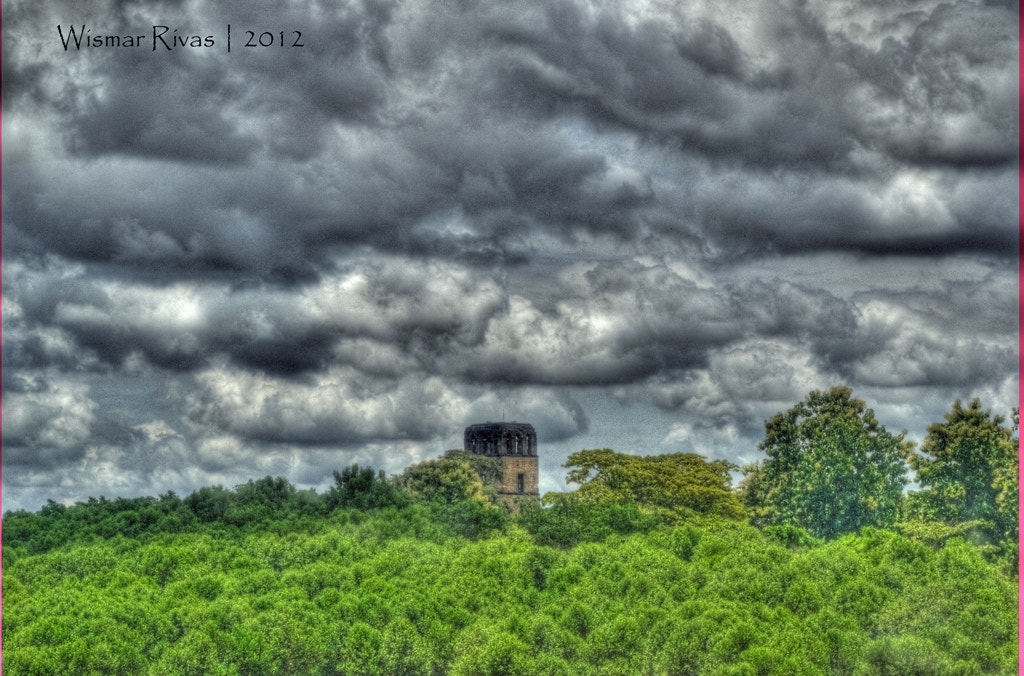 Photograph Haunted Tower by Wismar Rivas on 500px