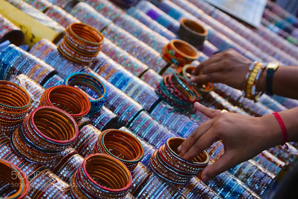Photograph Buying bangle by Min Chai Liu on 500px