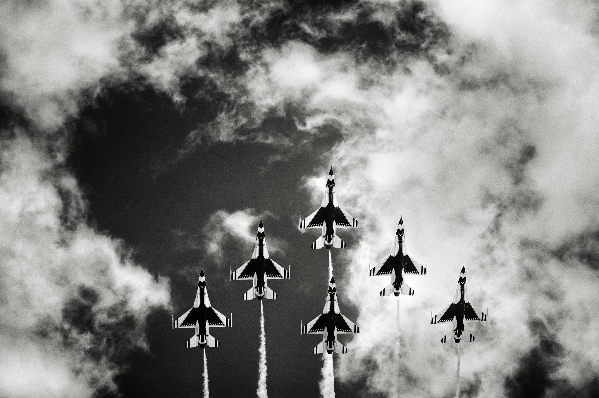 Photograph Thunderbirds by Luke Bhothipiti on 500px