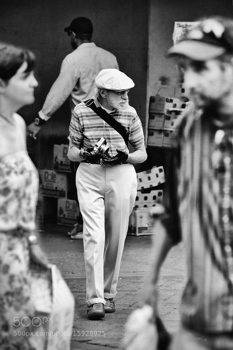 Photograph The Street Photographer by B C on 500px