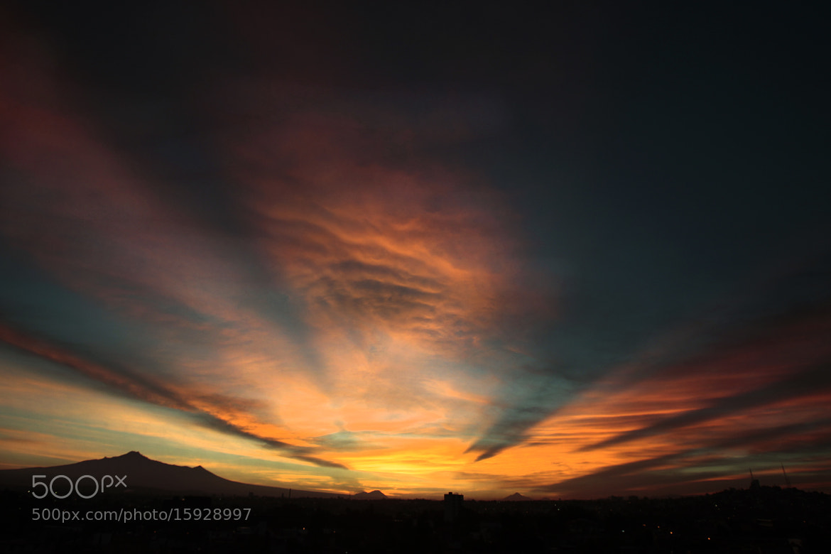 Photograph Sunrise by Cristobal Garciaferro Rubio on 500px