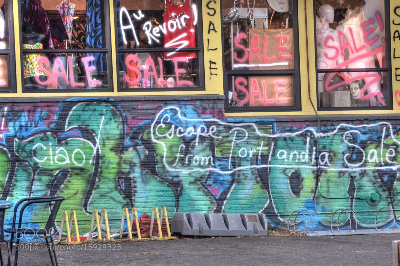 Photograph Escape from Portlandia by Chad Estes on 500px