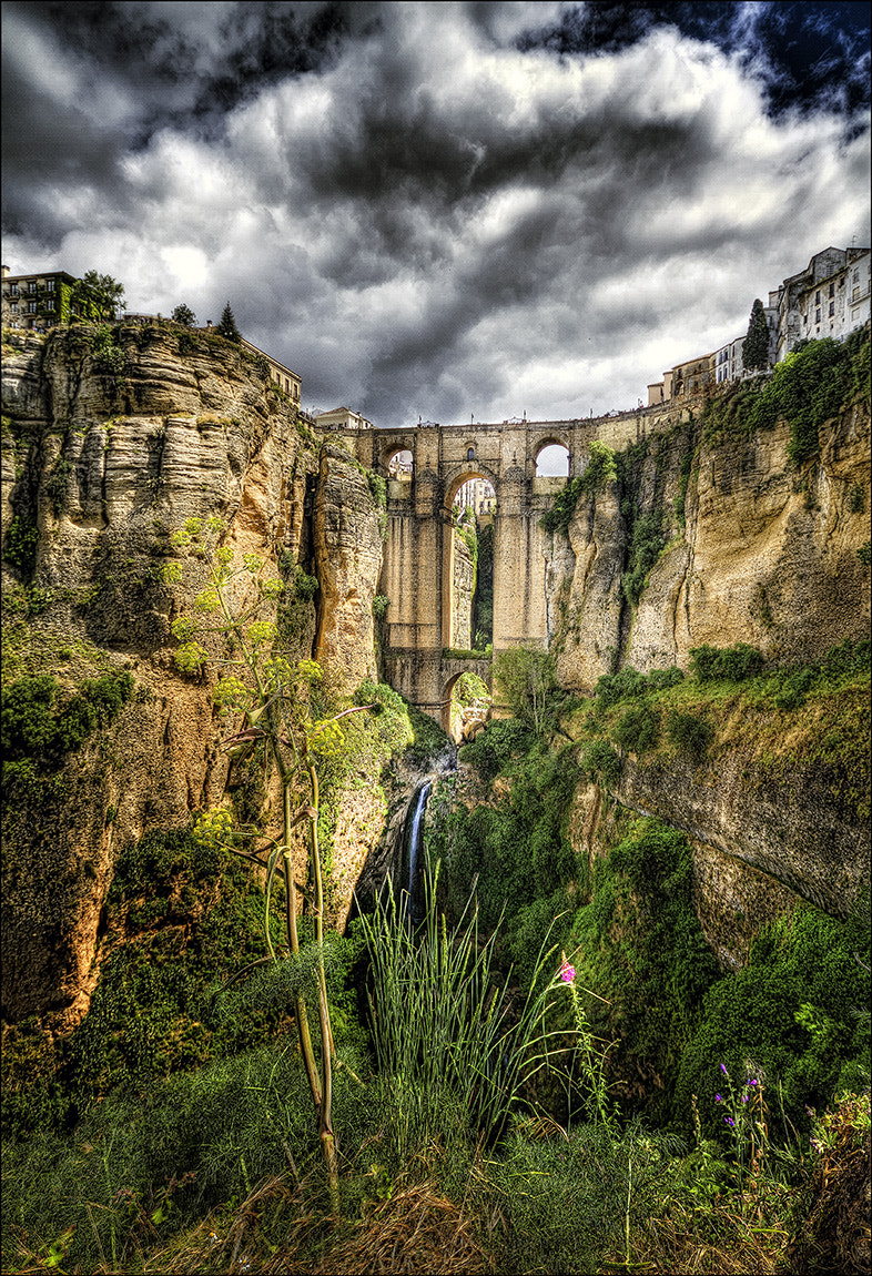 Photograph The Ronda Gorge by Marianne Bush on 500px