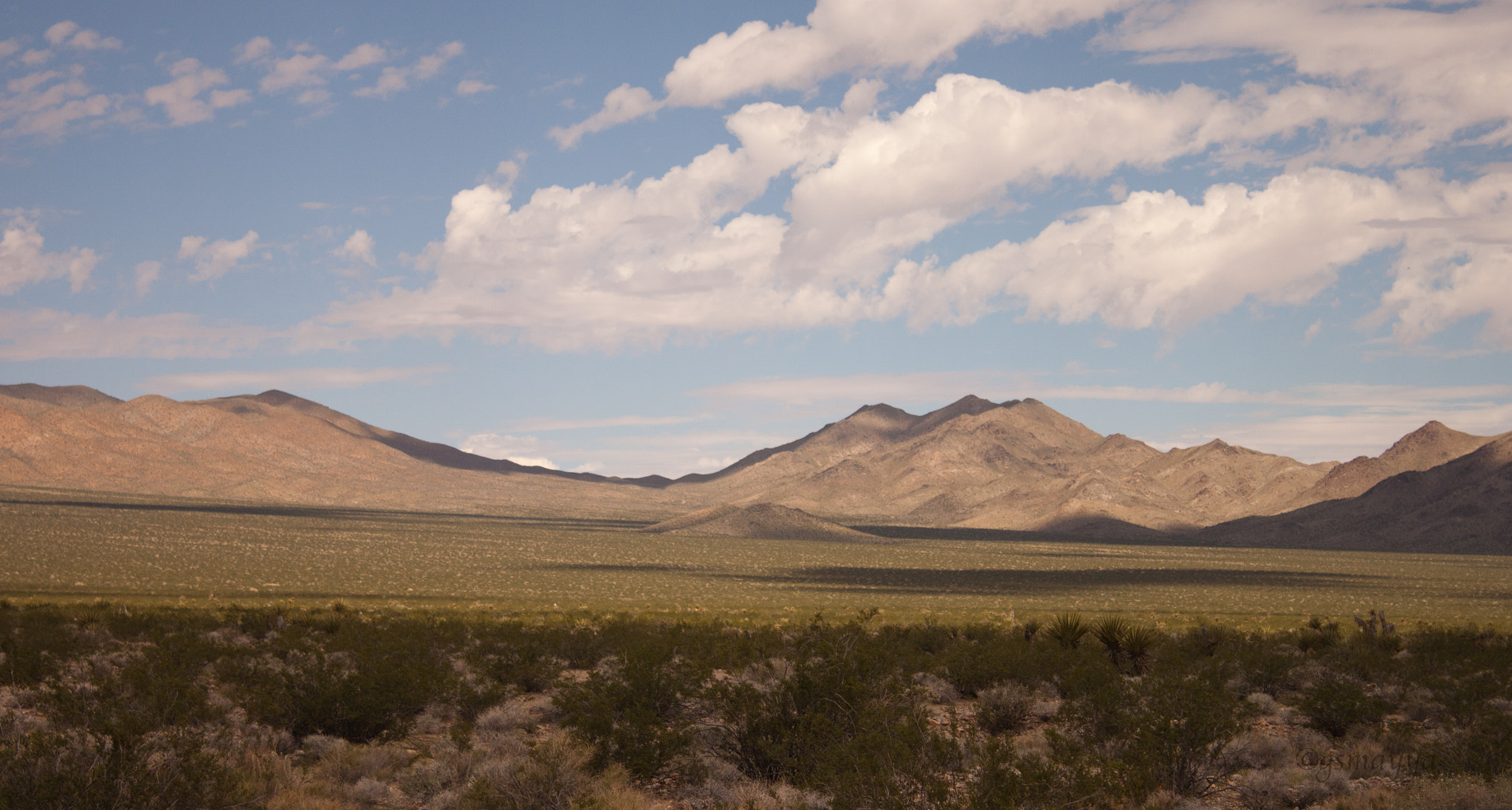 Photograph Morning at Mojave desert. by Guru S on 500px