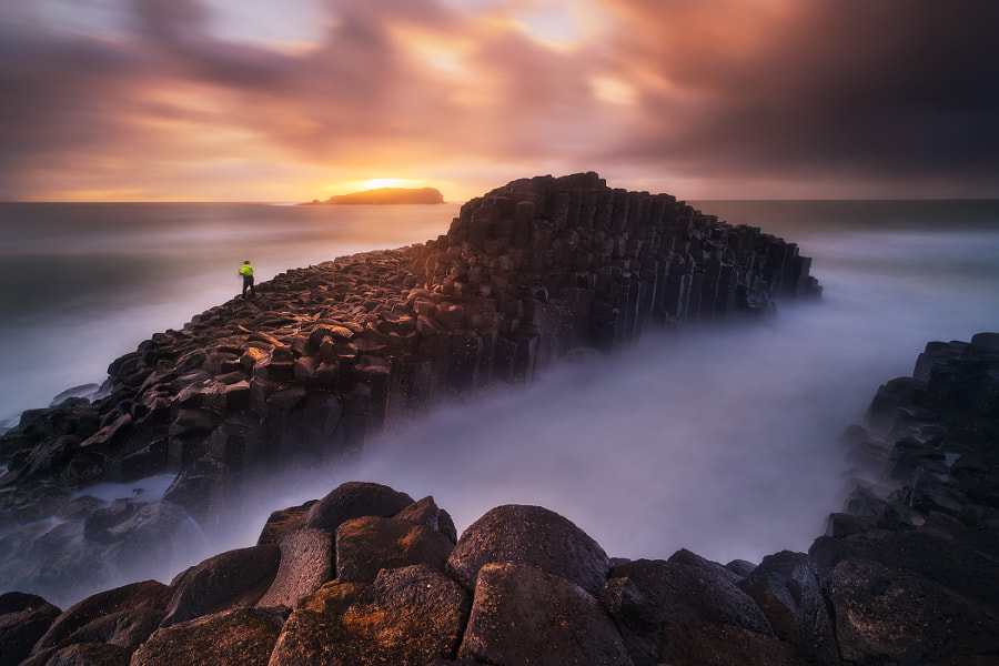 Fingal Fishing by Dylan Toh  & Marianne Lim on 500px.com