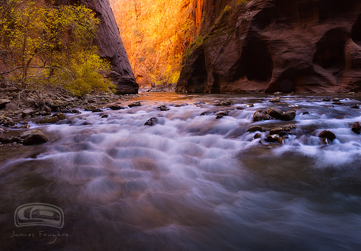 "Photograph ""ZION CANYON"" by James Fougere on 500px"
