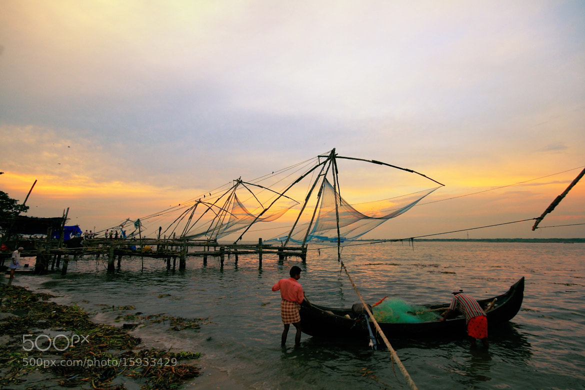 Photograph Life at Fortkochi  by Agnisoonu K on 500px
