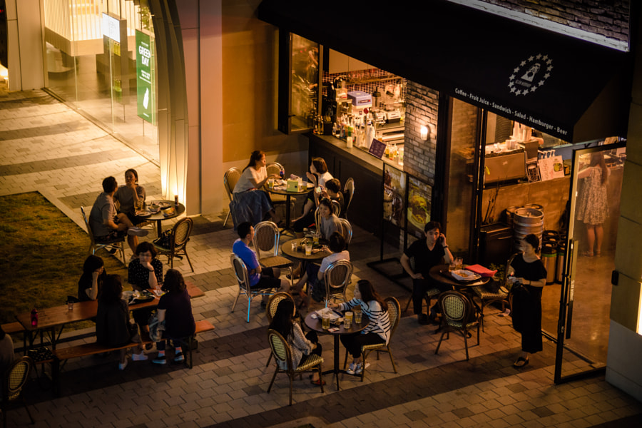 Pub SLOW MONDAY 2 by Changwoo Sung on 500px.com
