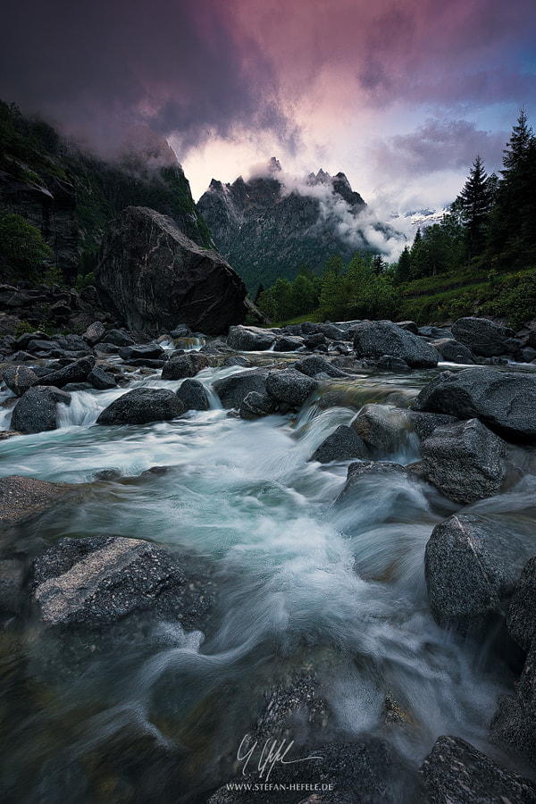 Fine Art Landscape Photography, Secrets of the Alps by Nature and Landscape Photographer Stefan Hefele