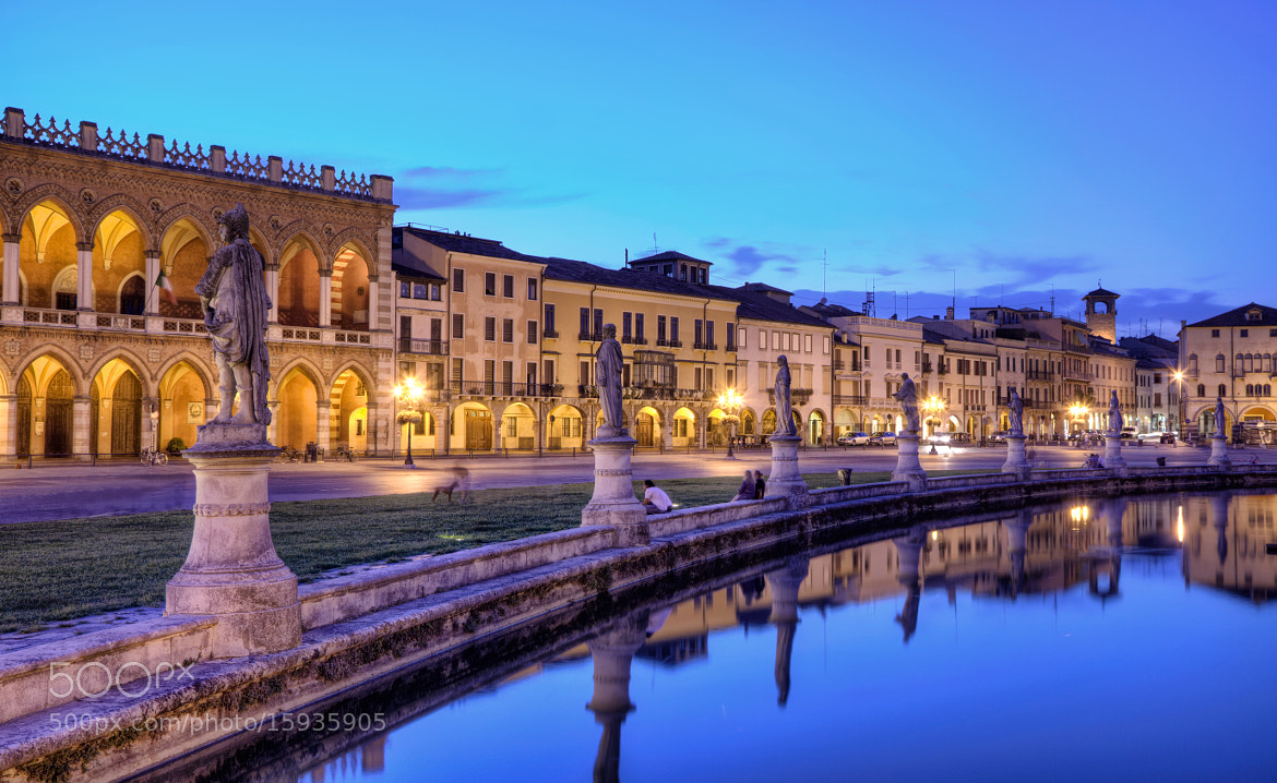 Photograph Prato della Valle by Diego Bonacina on 500px