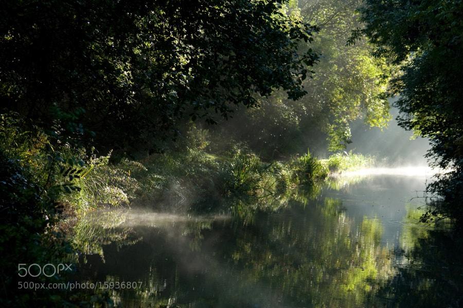 Grand Union Canal Blisworth, Northamptonshire,UK