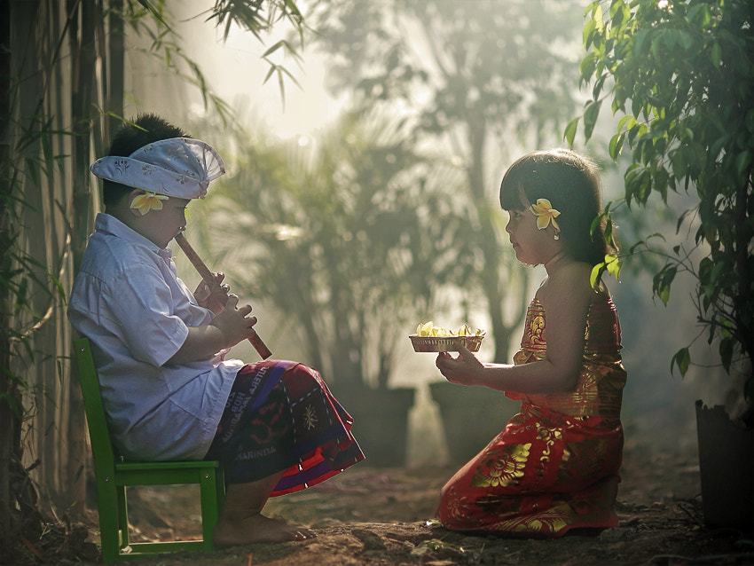 Photograph song for my sister by JD Ardiansyah on 500px
