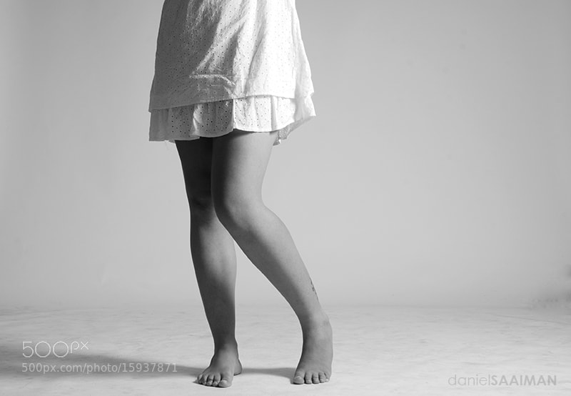 Photograph Carla by Daniel Saaiman on 500px