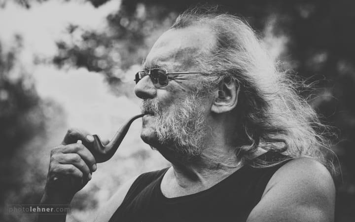 Time for a pipe by Klassy Goldberg on 500px