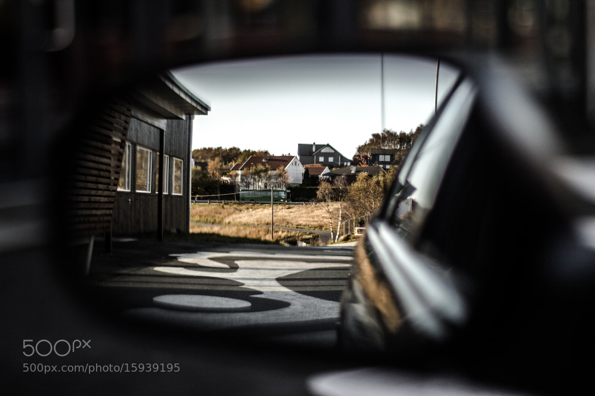 Photograph In the mirror by Mats Hagen on 500px