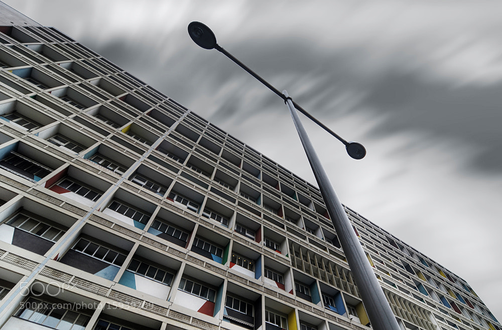 Photograph Le Corbusier by Dan Clausen Hansen on 500px