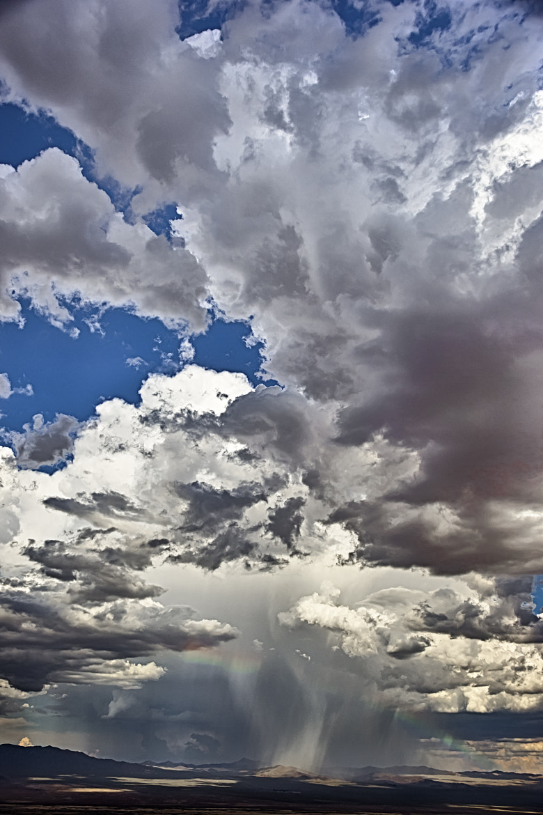 Photograph Desert Thunderstorm 1 by David Doucot on 500px