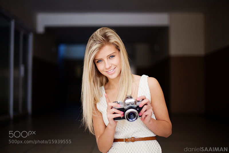 Photograph Renica by Daniel Saaiman on 500px