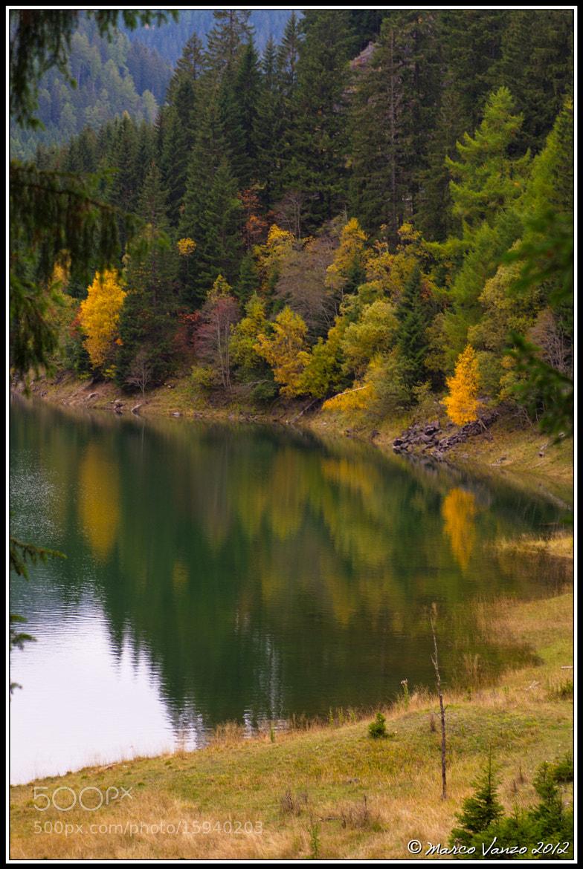Photograph Paneveggio lake by Marco Vanzo on 500px