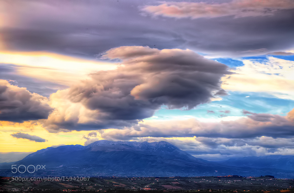 Photograph Soft Clouds by Kayman Studio on 500px