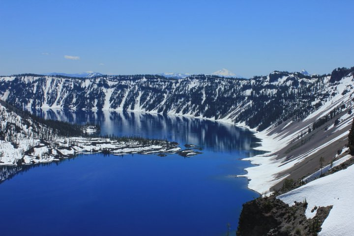 Photograph Crater Lake by Anirban Chakraborty on 500px