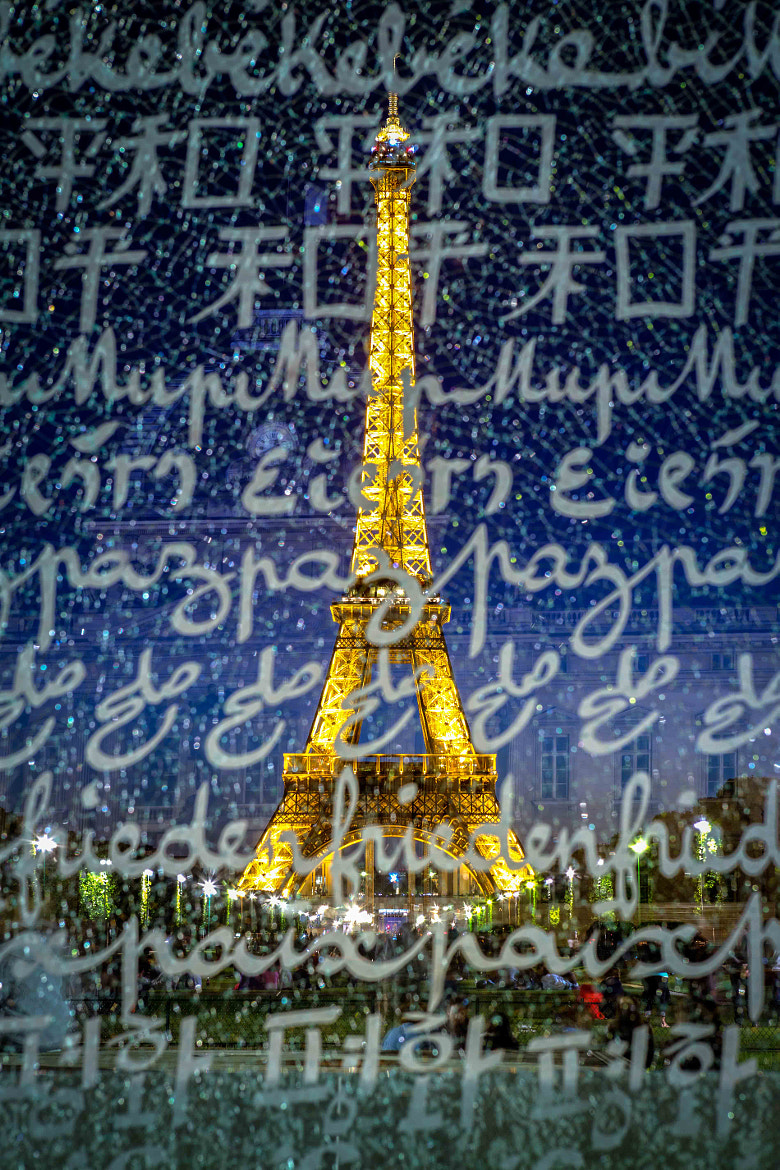 Photograph Eiffel Tower by Ashley Poyyayil on 500px