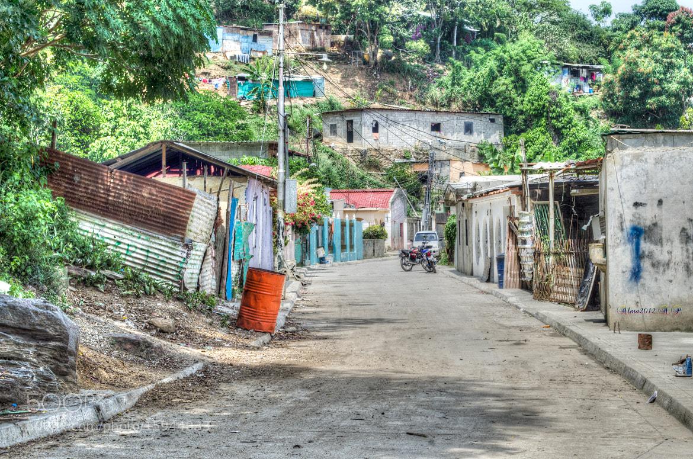 Photograph Borburata Street by Alberto Marquez Marin on 500px