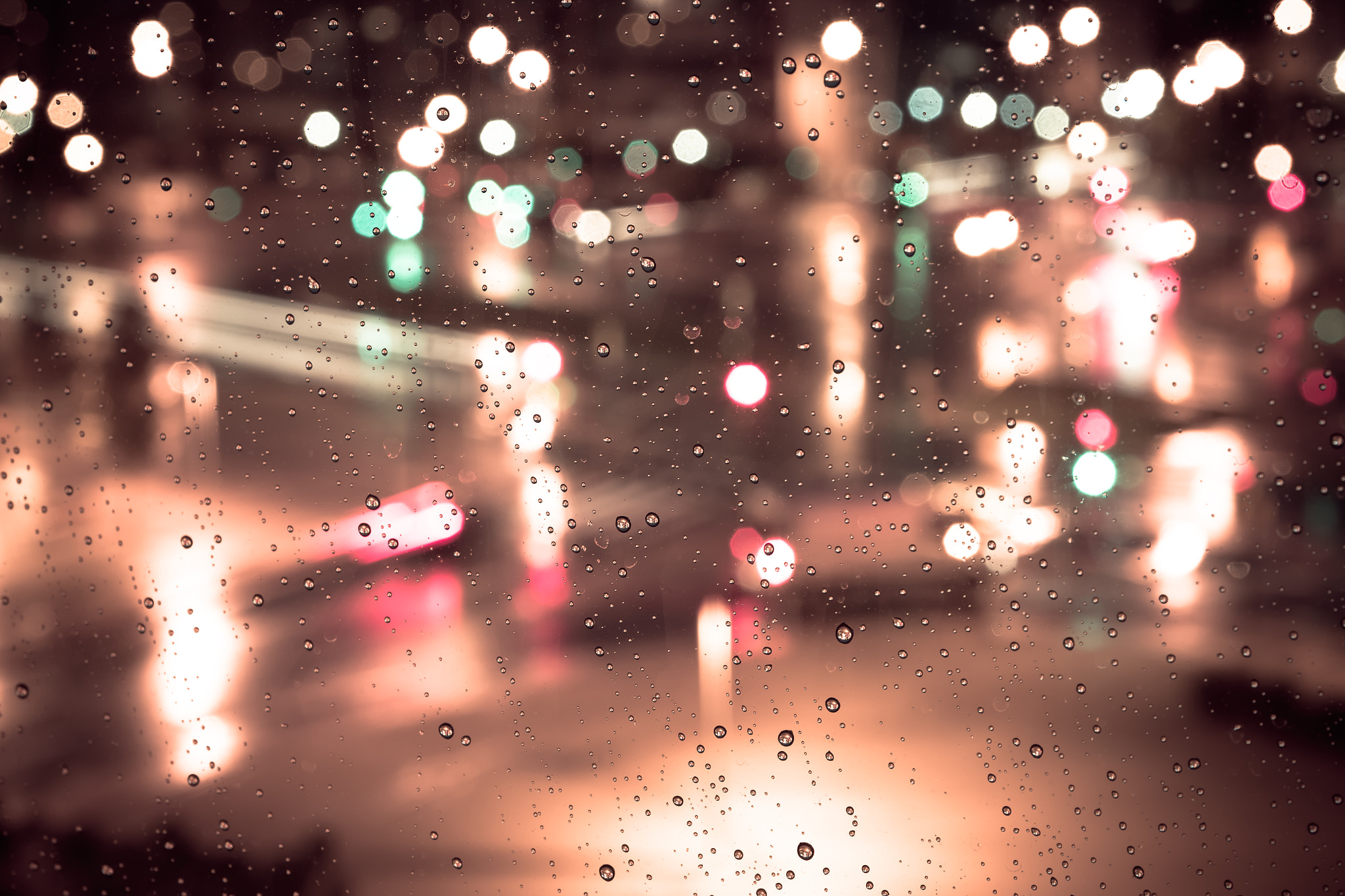 Photograph Rainy bokeh by José González on 500px