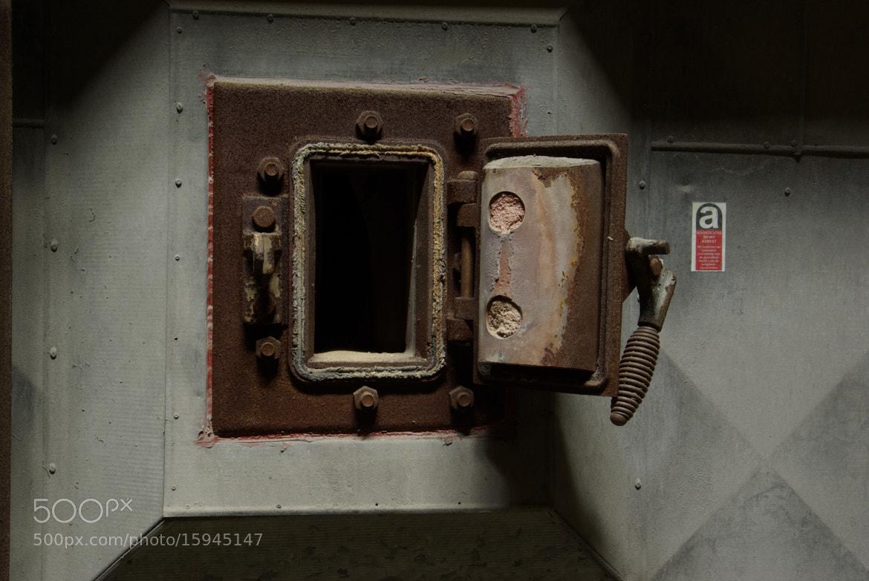 Photograph Red turbine by Sotiria Alexandri Schijvenaars on 500px