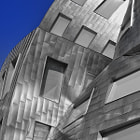 A Classic Design Detail of Architect Frank Gehry at The Cleveland Clinic Lou Ruvo Center for Brain Health In Las Vegas Nevada III