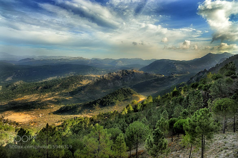 Photograph Montañas de Andalucía by César Comino García on 500px
