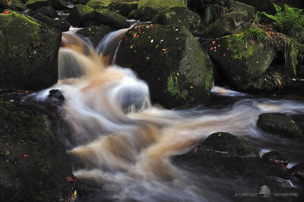 Photograph Swell of Padley Gorge by Jon Sargisson on 500px