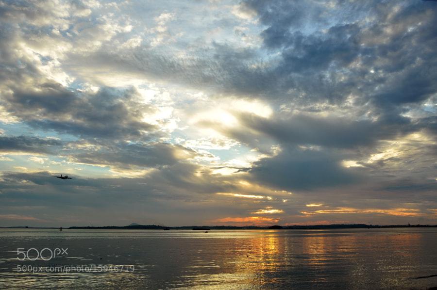 Photograph Sunrise - 2 by Khoo Boo Chuan on 500px