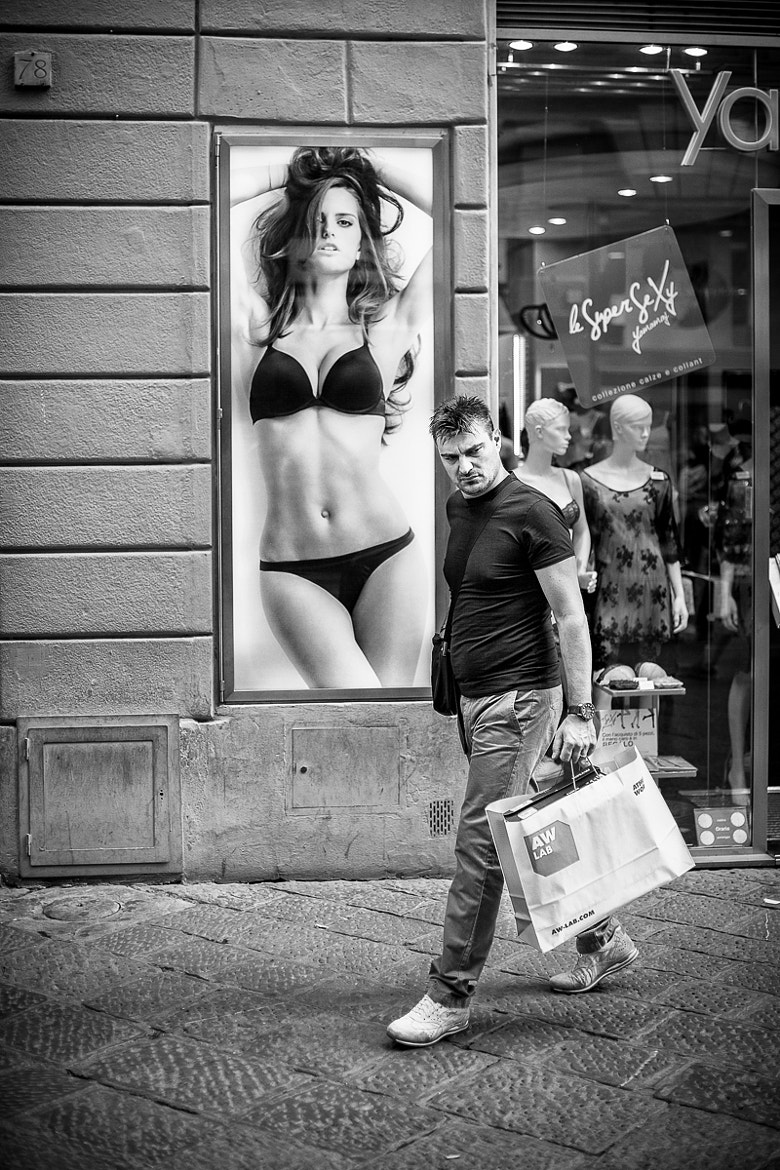 Photograph What model in her underwear? by Michael Avory on 500px