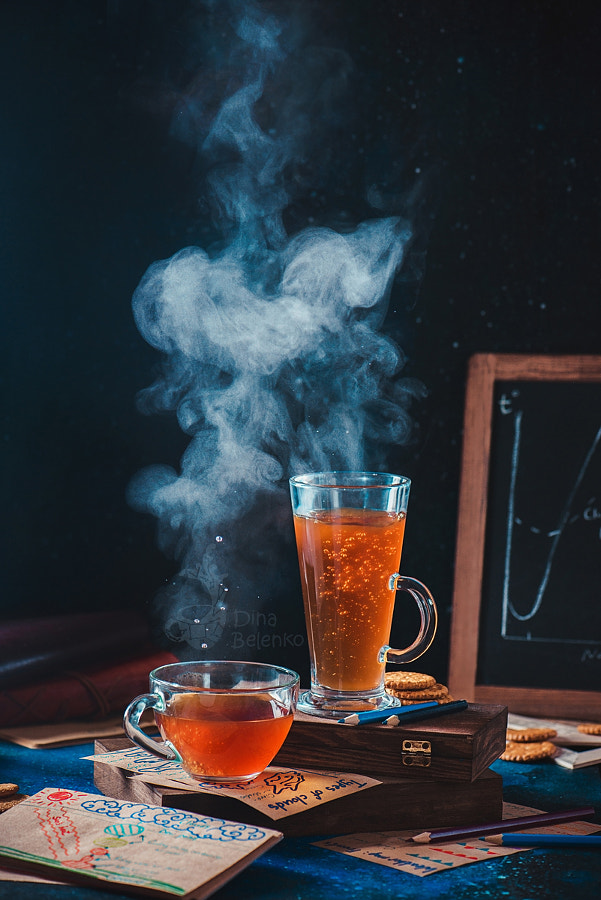 How to Photograph Steam Over Your Coffee - by 500px ISO