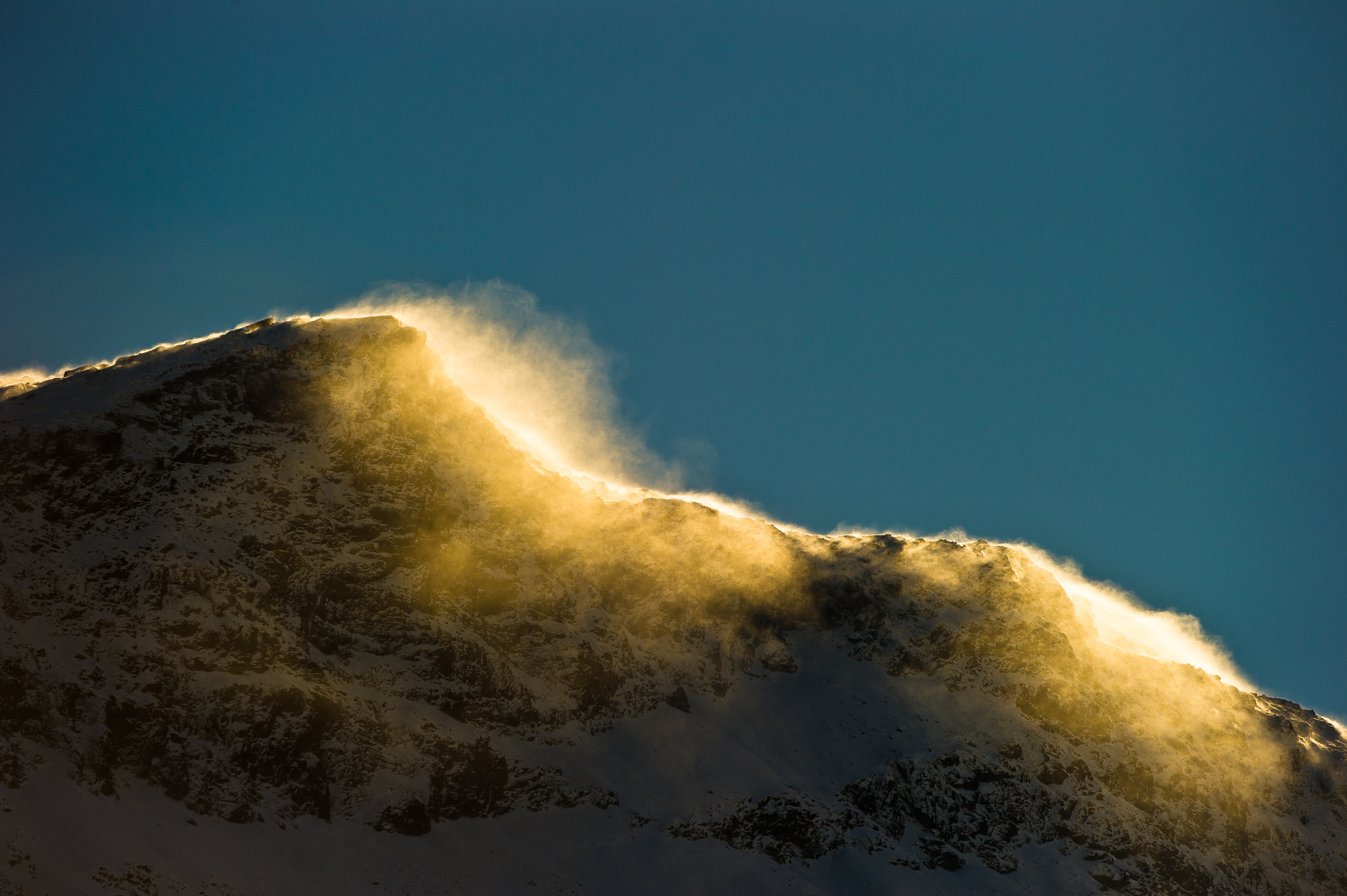 Photograph Snow in the sun by Geir Magne  Sætre on 500px