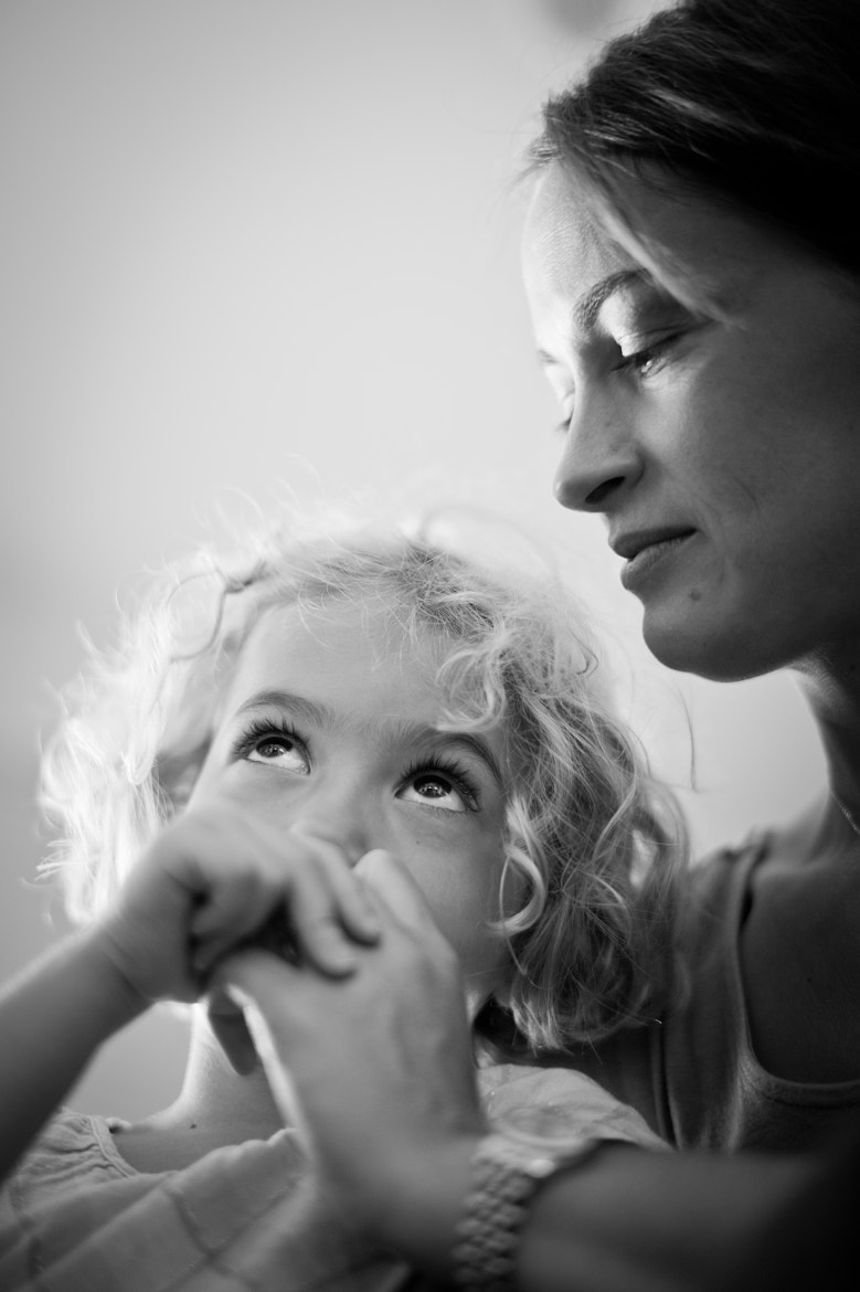 Photograph Mère et Fille by Karaminder Ghuman on 500px