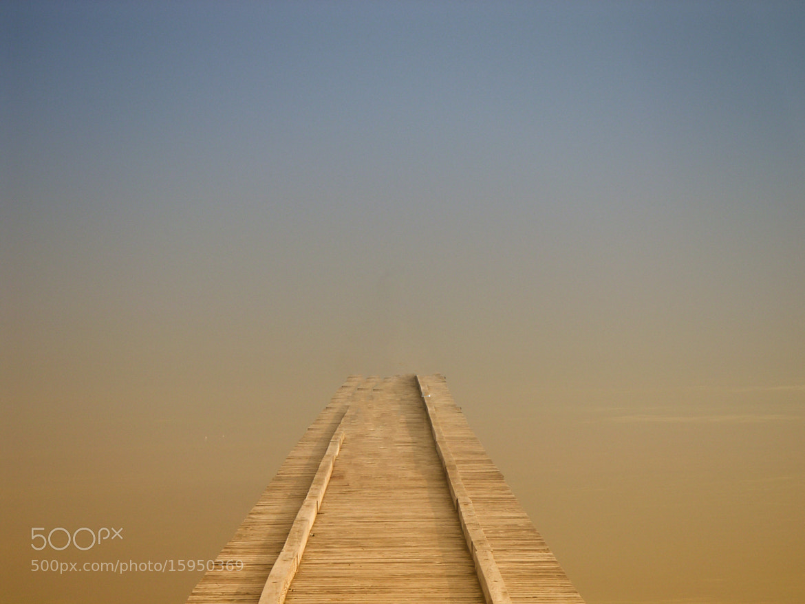 Photograph way into nothing by Johannes Bauer on 500px
