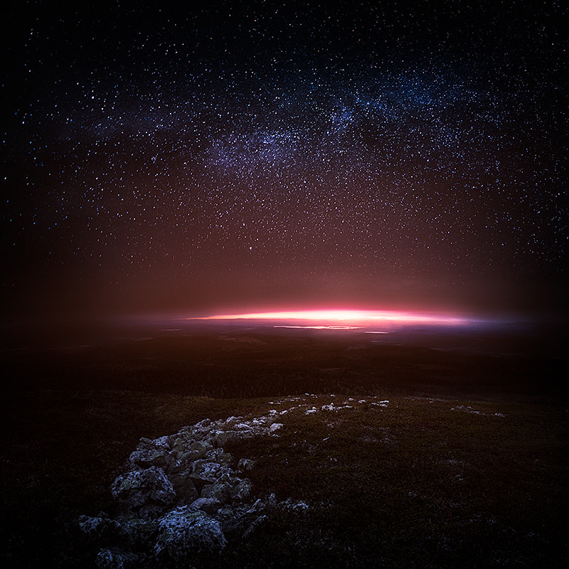 Photograph Purple Haze by Mikko Lagerstedt on 500px