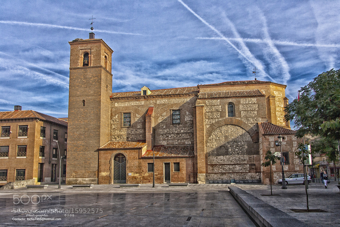 Photograph Santa María la Blanca by Angel Fuentes Boix on 500px