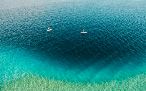 Paddle Out by Ali Tawfiq on 500px