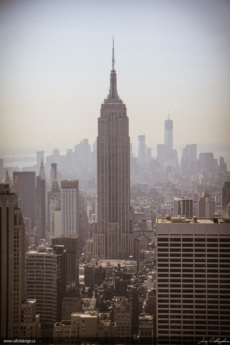 Photograph Empire State Building by Jay Callaghan on 500px