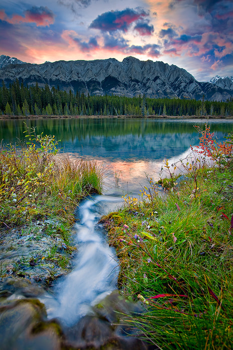 Photograph Spillway Lake - Kananaskis Country by Luke Austin on 500px